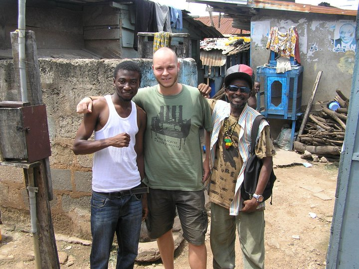 lonely planet ghana